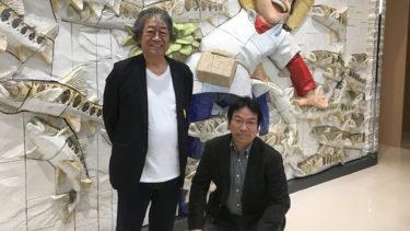 高橋よしひろ先生、4月1日より秋田・横手市増田まんが美術館の名誉館長に就任。